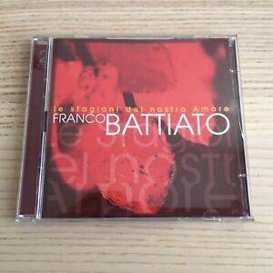 Franco-Battiato-Le-Stagioni-del-Nostro-Amore-2-X-CD-Album-24-Bit-2003