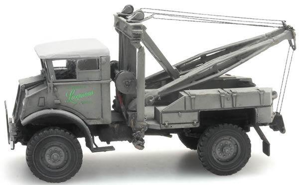 Ho Roco Minitanks Artitec Chevy grúa  731.387.239 Pintado A Mano