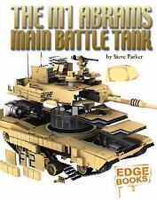 The M1 Abrams Main Battle Tank (Cross-Sections)-ExLibrary