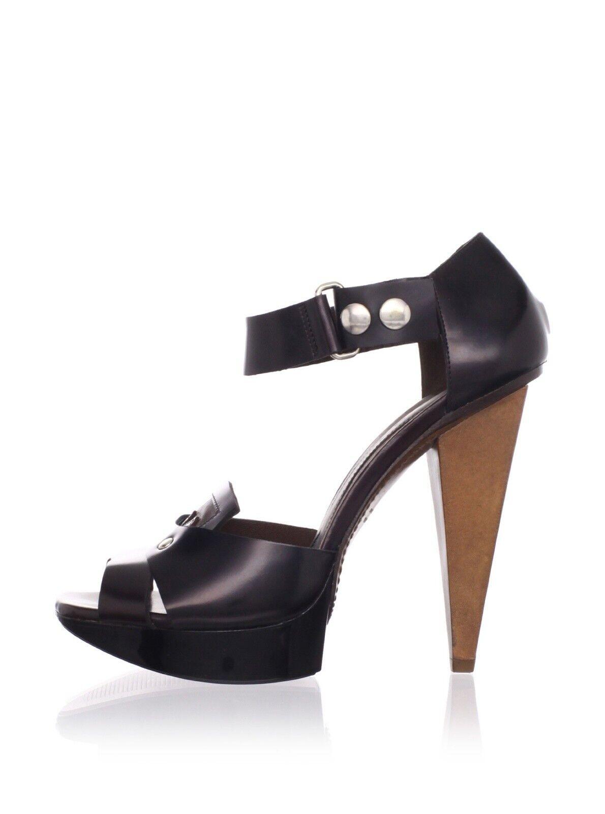 NEW Marni Ankle-Strap EU Platform Sandale sz 38,5 EU Ankle-Strap 8 US 9ffee7