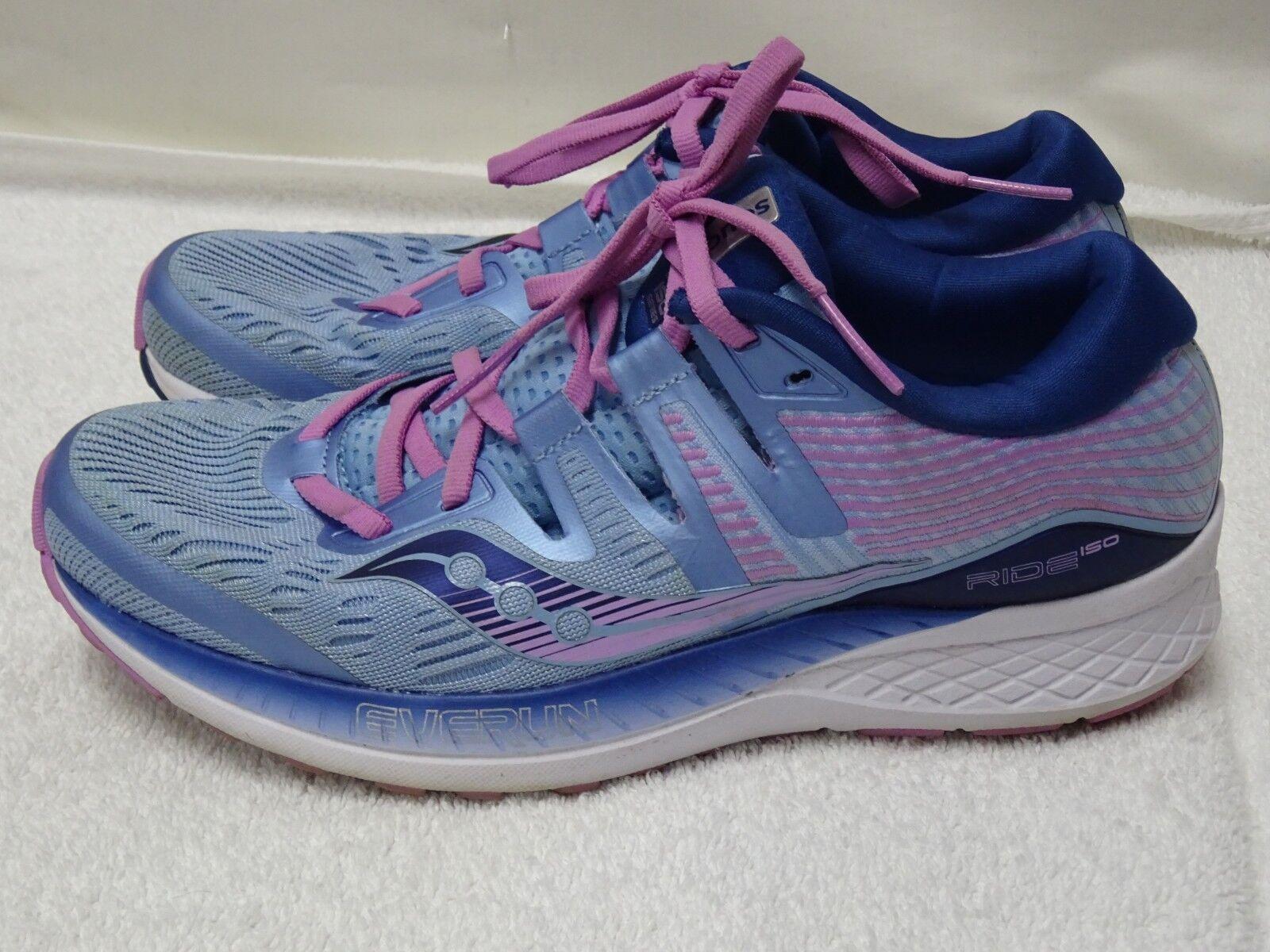 Saucony S10441-1 Women's Ride ISO Running shoes US Sz 8.5