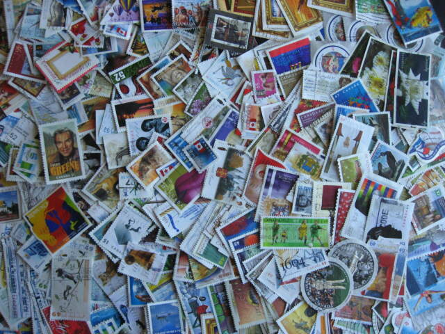 CANADA collection 380 different U all 2000 to 2009 era! Mixed cond,not face diff