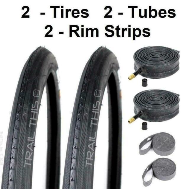 Sunlite 27x1-1//4 Black //gum Road Hp90 K35 Tire