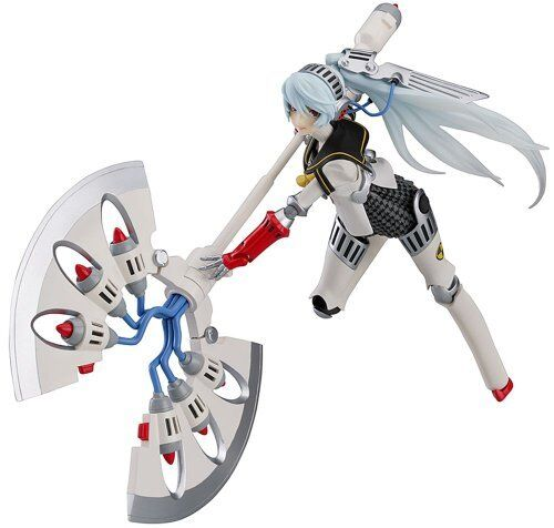 NEW figma 167 Labrys Persona 4  The Ultimate in Mayonaka Arena Max Factory F S