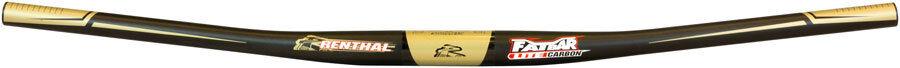 Renthal Fatbar Lite Cochebono Zero Subir Manillar  31.8mm, 0x780mm, Cochebono