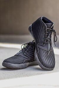 0135f2b69f49d Nike Jordan Eclipse Chukka Black/Cool Grey 881453 004 Men's Size 10 ...