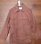 thumbnail 1 - Lacoste BH3935 $325 Men's Cevennes Brown Cotton/Linen Four Pocket Jacket S EU 48