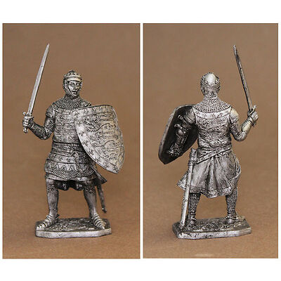 Englischer Ritter,  English knight John, 3rd Earl of Kent, 54mm