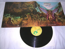 LP - Eloy Colours - FOC 1980 MINT Krautrock 1C064 # cleaned