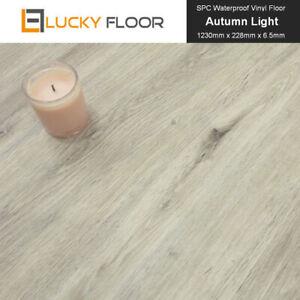 Financial-Year-Sales-6-5mm-SPC-Vinyl-Flooring-Autumn-Light-Waterproof-Floors