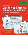PONS Zeiten & Tenses blicken statt büffeln von Tien Tammada (2013, Taschenbuch)