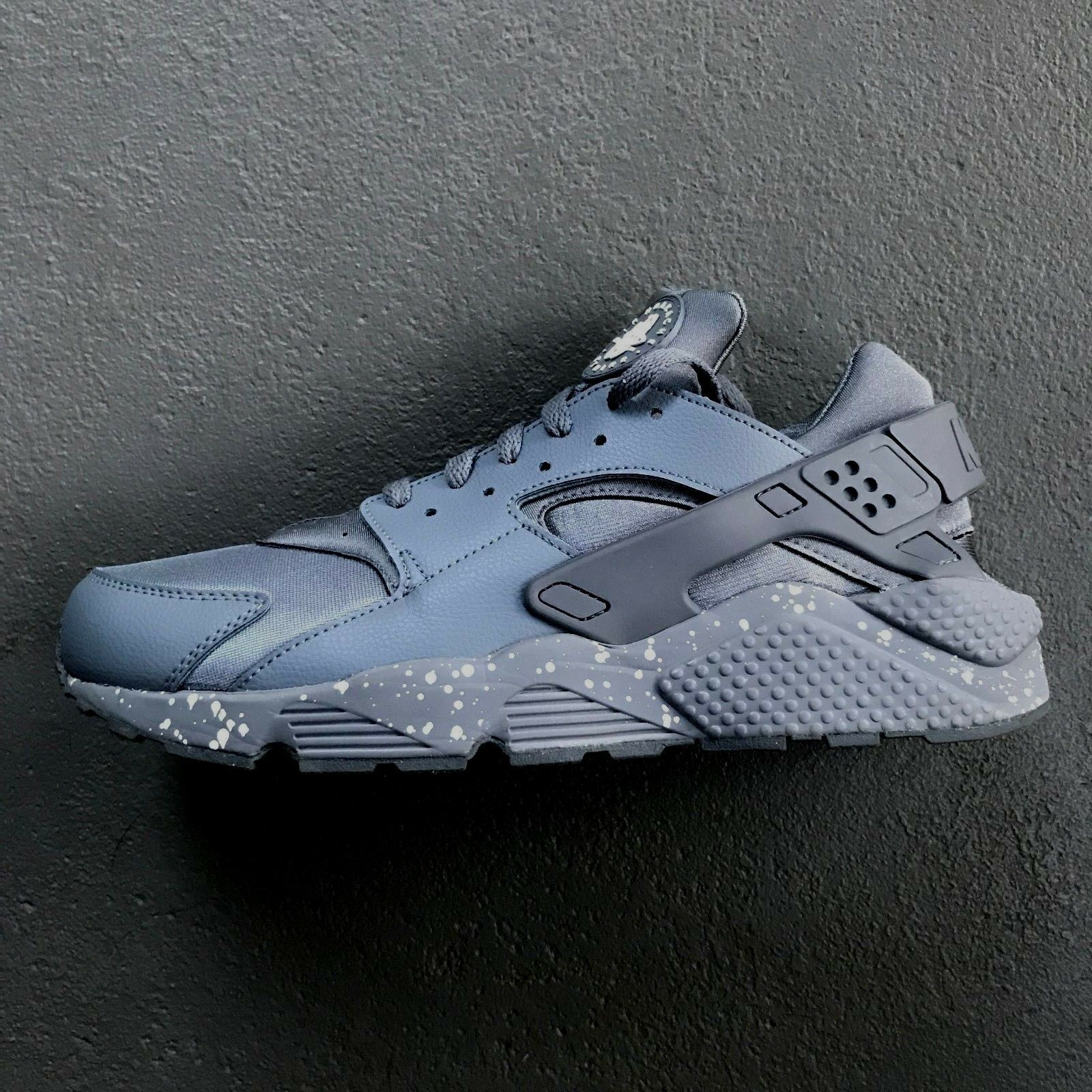 45a217d1df6 Nike Air Huarache ID 12 Dark Grey White Cement Speckle Sz Run  npbxhg3623-new shoes