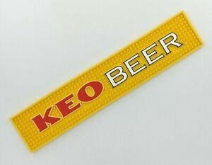 New BEEFEATER LONDON beer mat drip mat drink mat bar mat spill mat bar runner