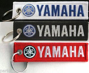 Yamaha-Key-Chain-Motorcycle-Instrument-Bikers-Musicians