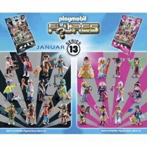 Playmobil Mystery Series 13 Boys Girls Figure 9332 9333 Choice Buy More & Save