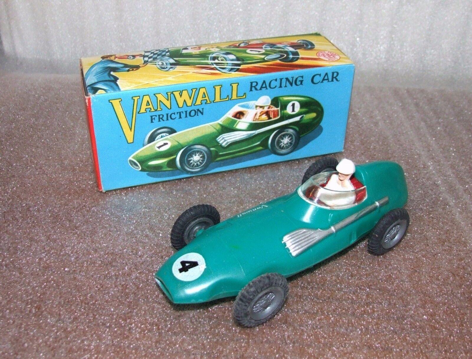 Elm (Hong Kong) VANWALL Friction Drive Racing Car