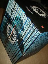 OPERA COMPLETA BOX COFANETTO 20 DVD SUB LA MAGIA DEL MONDO SOMMERSO  SKIN DIVERS