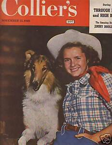 1948-Colliers-November-13-Lassie-with-Debbie-Reynolds