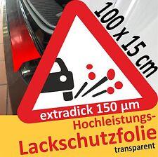 Lackschutzfolie transparent  Steinschlagschutzfolie Auto Kfz Schutzfolie Folie