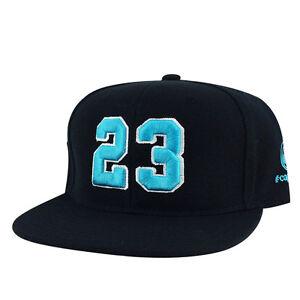 Player Jersey Number  23 Snapback Hat Cap x Air Jordan Grape - Black ... 47ce8db9768c