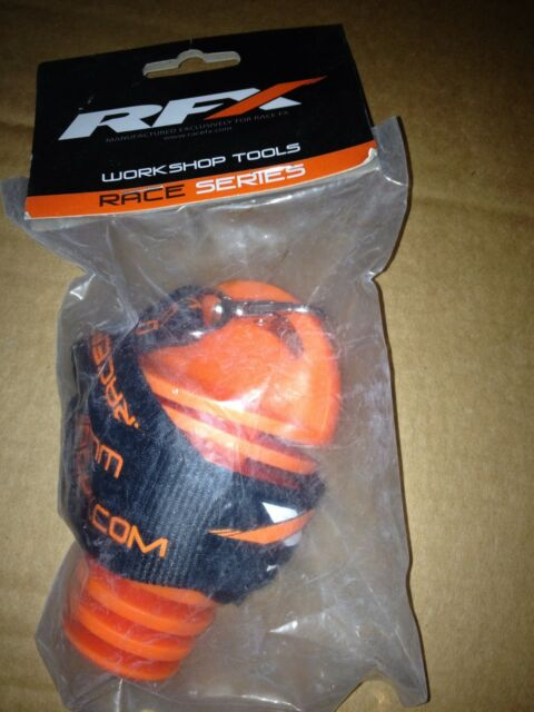 RFX RACE SERIES 4 STROKE EXHAUST WASH BUNG FOR KTM SXF250 SXF450 2007