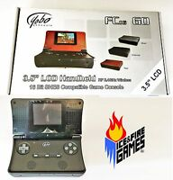 NEW Black FC 16 Go Portable SNES System (Plays Super Nintendo Games)