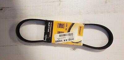 Gates Alternator Fan Drive Belt For Skoda Toyota VW 6PK780