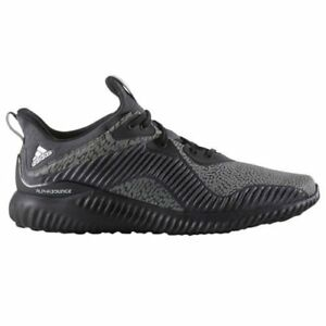 f1d8ad452 Image is loading Adidas-Alphabounce-HPC-AMS-Black-Mens-Running-Athletic-