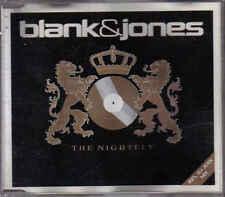 Blank&Jones-The Nightfly cd maxi single