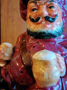 Vintage-Royal-Doulton-Large-9-034-Toby-Mug-Jug-JOHN-FALSTAFF-Made-in-England