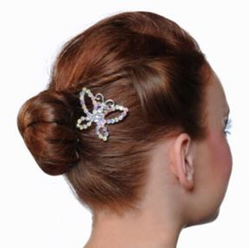 Hair Combs Dance Accessories Ladies Ballroom Crystal Slides Clips Head Pieces UK