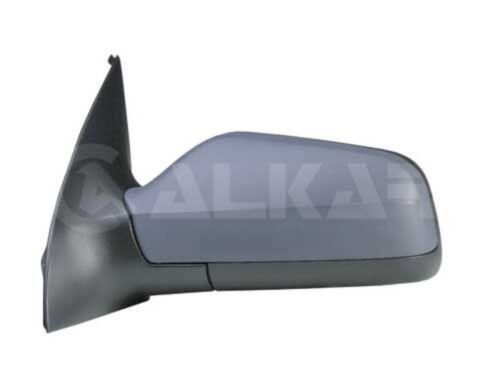 Rétroviseur extérieur gauche électrique avec miroir de verre plan pour Opel Astra G Opel Opel