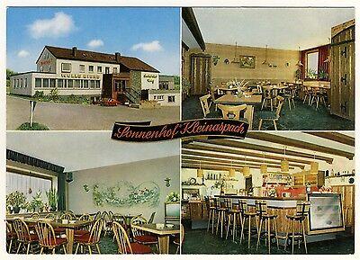 Ak Um 1960 Wulle Bier Gasthof Sonnenhof Kleinaspach Krs Backnang