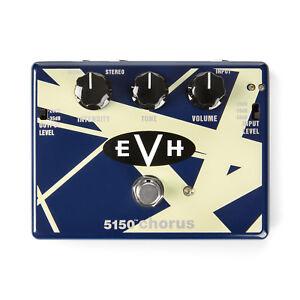 Used MXR EVH30 EVH 5150 Chorus Eddie Van Halen Guitar Pedal Dunlop