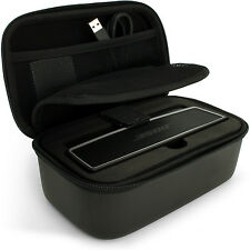Black Travel Hard Case Cover for Bose SoundLink Mini I II 1 2 Bluetooth Speaker