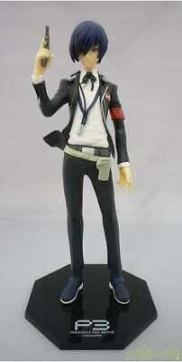 Persona 3 Makoto Yuki Figure Movie 1//8 Scale Happy Kuji A Prize Japan F//S Used