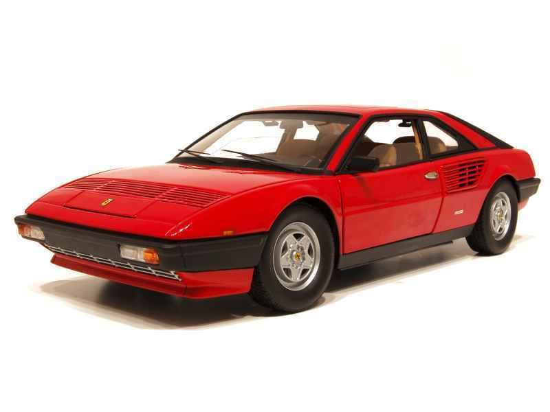 1 18 Ferrari Mondial 8 1982 1 18 • Hot Wheels L7119