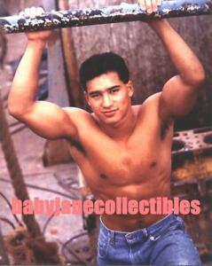Mario Lopez Shirtless Young Beefcake Armpit Color Photo Bv15 Ebay