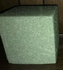 FloraCraft Styrofoam Block One Size Green