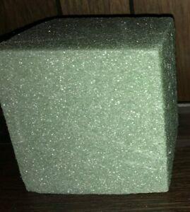 FloraCraft Styrofoam Block One Size Green