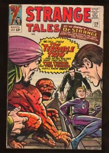 Strange-Tales-1951-series-129-in-Very-Good-condition-Marvel-comics-39