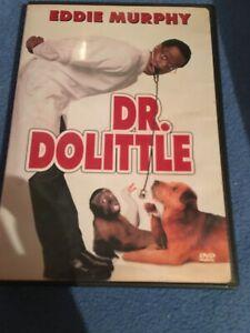 Dvd-Eddy-Murphy-Dr-Do-little