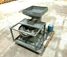 Coates Industrial 210102 Vibratory Hopper And Bowl Parts Feeder 115v 26 Bowl