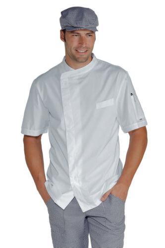 Chef Isacco Veste Jacket Chef Blanche qqZrC1xzw
