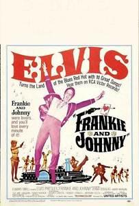 FRANKIE-AND-JOHNNY-Movie-POSTER-27x40-B-Elvis-Presley-Donna-Douglas-Harry-Morgan