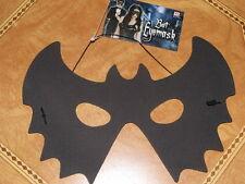 """Fledermaus Augenmaske """" BAT """" by Widmann Halloween, Fasching schwarz MASKE"""
