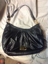 Marc by Marc Jacobs Black nylon Q moon Shoulder hobo bag