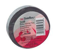 3M TEMFLEX RUBBER Self fusing Electrical SPLICING TAPE