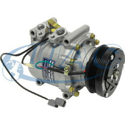 NEW TRF090 AC COMPRESSOR & CLUTCH 2050