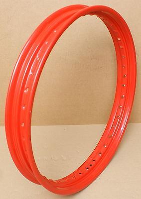 Harley original Felge 21 x 2,15 rot Spoke Wheel Rim red 40 Speichen Custom